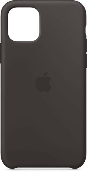 iPhone 11 Pro Silikon Case Schwarz