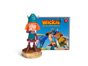 Tonies Hörbuch Wickie - Die Königin der Winde (DE)