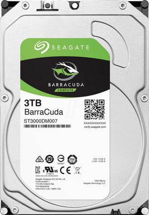 "BarraCuda SATA 3.5"" 3 TB"