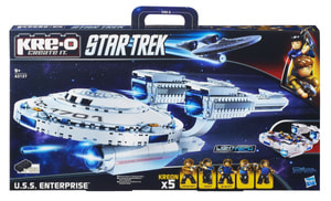 W13 KREO STAR TREK USS ENTERPRISE