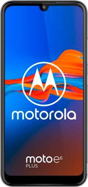 Moto E6 plus blue