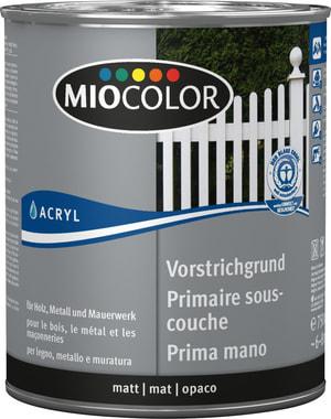 Acryl Vorstrichgrund Weiss 750 ml