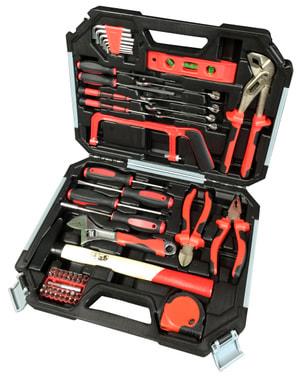 Werkzeugkoffer 61 tlg.