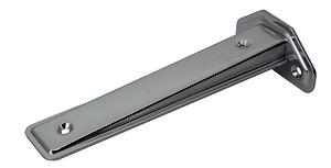 Consoles linéaire chromée
