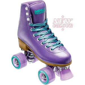 Quad Skate Purple