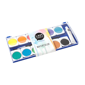 Aquarelle Set 12 Coleurs
