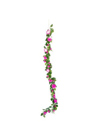 Künstliche Petunien Girlande lila