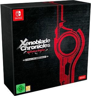 Collector's Set Xenoblade Chronicles