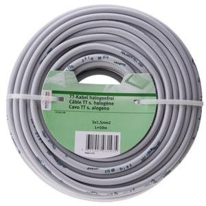 TT câble d'installation halogène 50 m