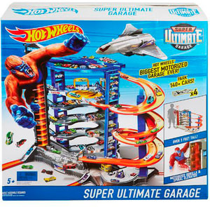 Hot Wheels SuperCity