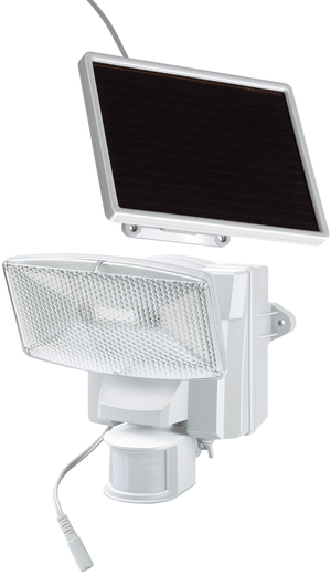 Solar LED-Strahler SOL 80 plus, weiss