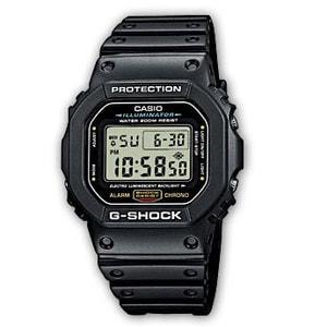 Casio G-SHOCK DW-5600E-1VER Armbanduhr