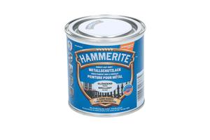 Metall-Schutzlack Hochglanz Weiss 250 ml