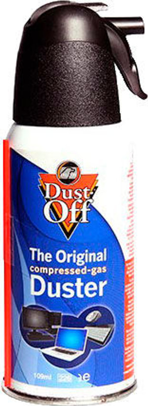 Dust-Off Junior Druckluftspray 109ml