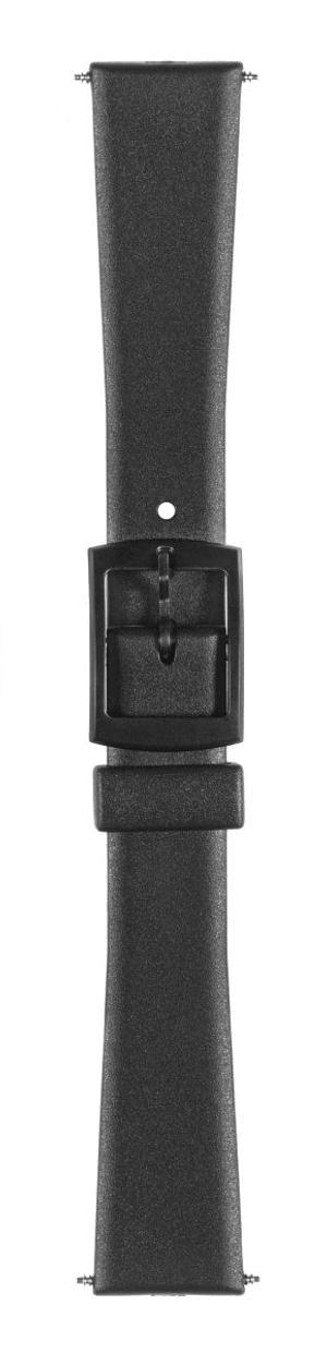 Uhrenarmband FUNTIME schwarz 16mm