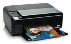 L-MFD Photosmart C4599 AiO