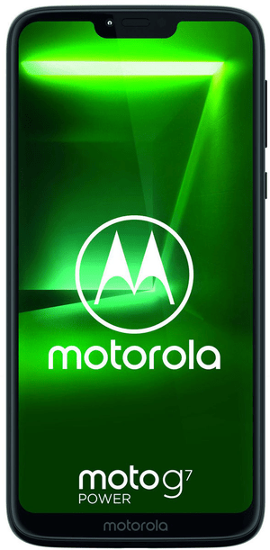 Moto G7 Power ceramic schwarz