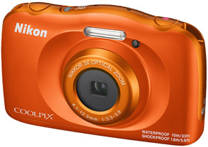 Appareil photo familial Nikon COOLPIX W150