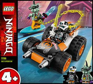 LEGO Ninjago 71706 Le bolide de Cole