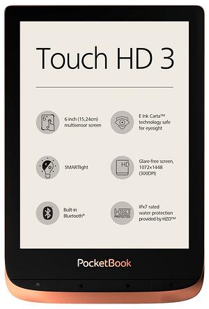 Touch HD 3 rosé