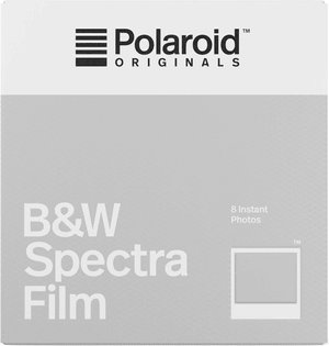 Polaroid Originals Film Image /Spectra B&W