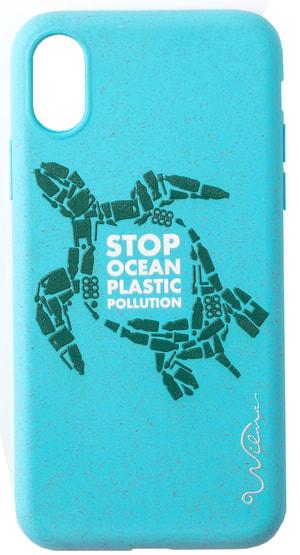 Stop Ocean Plastic Pollution Case Turtle