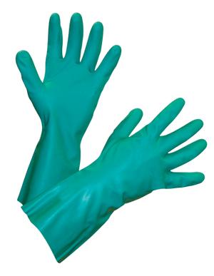 Industriehandschuh VINEX grün, Gr. 10/XL