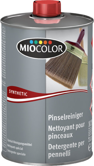 MIOCOLOR Synthetic Pinselreiniger 1L