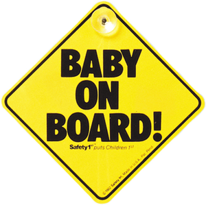 Safety 1st Segno Baby-on-Board