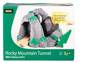BRIO ROCKY MOUNTAIN TUNNEL
