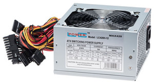 Bloc d'alimentation LC420H-12 V1.3 Office 420 W