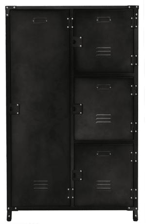 Metallschrank 4Türig RMS9940B