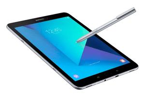 Galaxy Tab S3 T820, 32GB, Silber