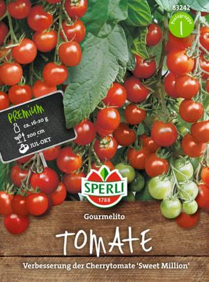 Tomate Gourmelito