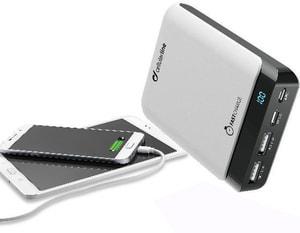 PowerUp 10'000 mAh LCD 2 USB