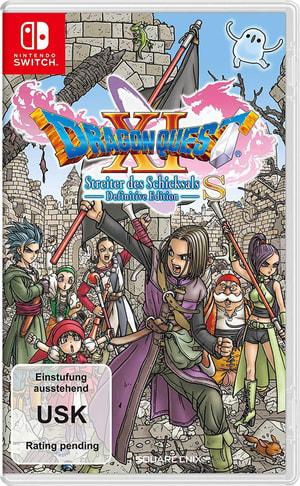 NSW - Dragon Quest XI S: Streit des Schicksals Definitive Edition