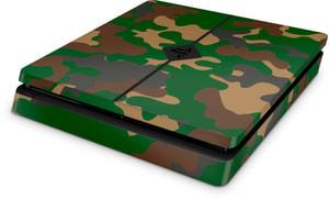 EpicSkin Camouflage Green PS4 Slim