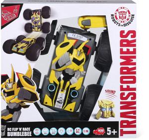 RC Flip 'N' Race Bumblebee RTR