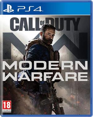PS4 - Call of Duty: Modern Warfare F