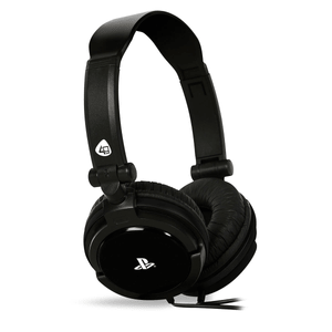 PRO4-10 Stereo Gaming Headset schwarz