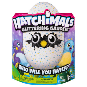Hatchimal Glitter Draggle/Penguala