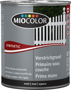 Synthetic Primaire sous couche Blanc 750 ml
