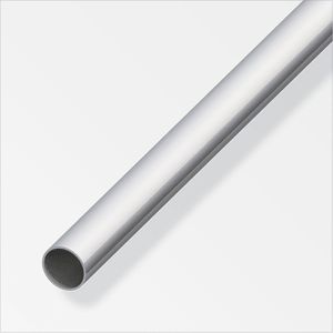 Tube rond 1 x 15 mm inox 1 m