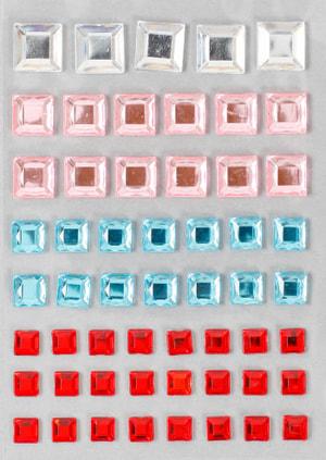 Crystal Stickers Set V
