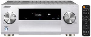 VSX-LX504-S - Argento