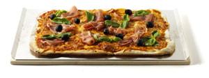 Pizzastein 44 x 30 cm