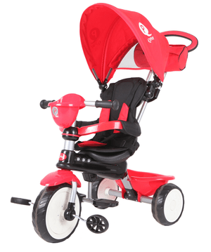 Tricycle Comfort rouge