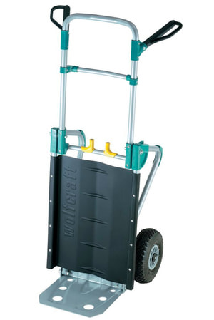 TS 1000 sistema di trasporto max. cap. 150-200 kg