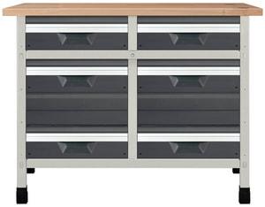 Werkbank No. 11 1130 x 650 x 860 mm 8070