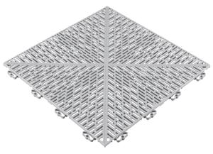 Unique Dalles en matière synthétique 38 x 38 cm
